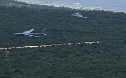 24h qua ảnh: Ba siêu oanh tạc cơ Mỹ cùng xuất hiện ở Biển Đông