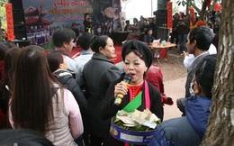 Hội Lim 2016: Quan họ vẫn ngả nón xin tiền