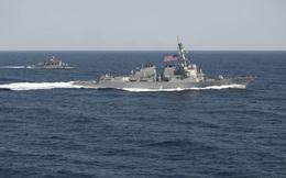"""Philippines tuyên bố """"cấm cửa"""" tàu chiến, máy bay Mỹ quá cảnh khi tuần tra Biển Đông"""