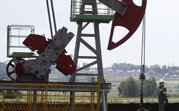 Giá dầu thử mốc 50USD/thùng