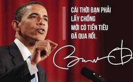 Không thể không đọc và ngưỡng mộ trải lòng về phụ nữ của TT Obama nhân sinh nhật tuổi 55