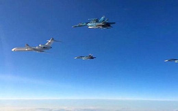 Lịch sử oanh liệt của phi cơ Tupolev-154 Nga vừa tử nạn
