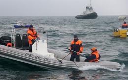 Tiết lộ gây sốc: Tu-154 xấu số rơi ở Biển Đen do bị cướp?