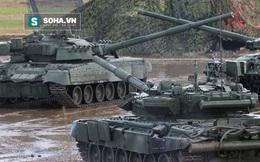 Thú vị: Hành quân, pháo xe tăng quay về phía trước hay phía sau?