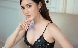 Khó rời mắt trước hình ảnh sexy của Á hậu Huyền My