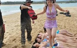 Những bài tập khắc nghiệt trong khóa đào tạo nữ vệ sĩ đang gây xôn xao mạng xã hội châu Á