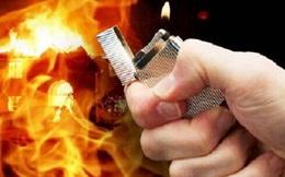 Hai vợ chồng cháy như đuốc tại phòng trọ ở vùng ven Sài Gòn