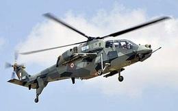 Ấn Độ sản xuất hàng loạt trực thăng chiến đấu hạng nhẹ
