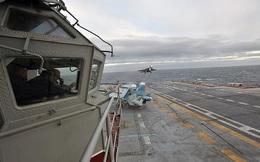 Bộ Quốc phòng Nga rút thẻ, cảnh cáo nghiêm khắc Kommersant trong vụ Su-33 rơi!