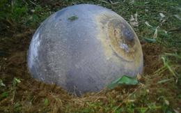 Vật thể lạ không xác định rơi xuống Tuyên Quang