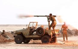 24h qua ảnh: Chiến binh Iraq nã rocket tiêu diệt phiến quân IS