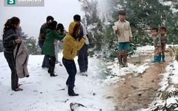 Dù thiệt hại, Sa Pa vẫn mong có tuyết vì những điều này