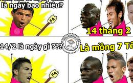 Ronaldo lên kế hoạch không ai ngờ ngày Valentine