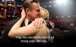 Ai trong đời cũng muốn có một người bạn như Kate của Leo