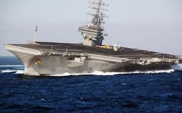 Mỹ lo tàu sân bay bị ngư lôi trên tàu ngầm Kilo đánh chìm