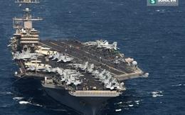 Chính thức: Triều Tiên chịu sức ép từ 2 tàu sân bay Mỹ