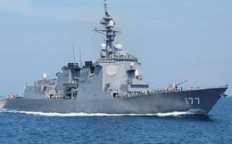 Khu trục hạm Aegis đẳng cấp nhất châu Á của Hải quân Nhật Bản