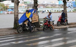 TP Hồ Chí Minh: Người dân nên cẩn thận với mưa đá