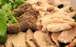 Nguy hiểm chết người khi ăn nội tạng động vật