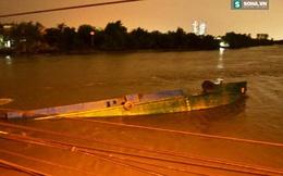 Tai nạn giao thông đường thủy, 1 người mất tích ở TP HCM