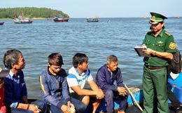 Hải cảnh Trung Quốc đâm chìm tàu, đánh ngư dân Quảng Ngãi