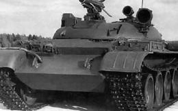 """""""Sát thủ diệt tăng"""" trên khung gầm T-62 của Liên Xô"""