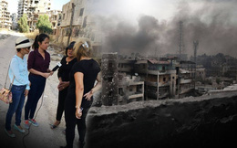 """[KỲ 2] """"Ký sự Syria"""" và Phóng viên chiến trường: Đừng quay những thước phim diễn kịch nơi chiến sự!"""
