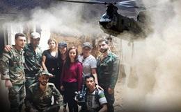 """Phóng viên chiến trường: Đã xem """"ký sự Syria"""" thì nên đọc chuyện thật của một nhà báo VN"""