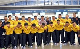 """ĐT futsal Việt Nam bắt đầu hành trình làm """"việc lớn"""" tại World Cup"""