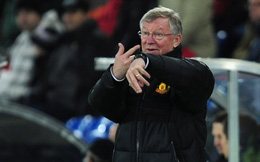 """Sir Alex Ferguson lên tiếng giải oan cho danh xưng """"máy sấy tóc"""""""