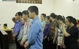 2 án tử hình, 6 án chung thân cho đường dây tuồn gần 80kg ma túy vào TP HCM