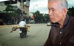 Người cha nghẹn ngào kể phút ngồi ôm thi thể con gái bên vệ đường trước khi buộc sau xe máy