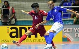 """Futsal World Cup: Việt Nam chịu thiệt thòi lớn trước """"đại chiến"""""""