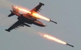 Syria: Sạch bóng máy bay cường kích Su-25 Nga