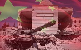 """Syria: Trung Quốc """"không can thiệp"""" nhưng thực ra đang dần đánh bật Nga?"""