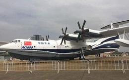 Thủy phi cơ lớn nhất thế giới của Trung Quốc nhái máy bay nào?