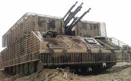 Chỉ có chiến đấu khốc liệt ở Syria, xe thiết giáp cùng đường rứt dậu!