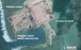 """TQ lại bị phát hiện đặt radar trái phép ở biển Đông """"săn"""" máy bay tàng hình?"""