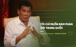 Nikkei: Duterte nói câu này thì cục diện biển Đông sẽ sớm theo ý Trung Quốc