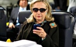 Hillary Clinton gây bão mạng xã hội chỉ với 1 từ