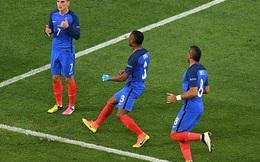 Pháp 2-0 Đức: Cả thế giới chống lại Cỗ xe tăng