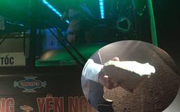 Xe khách tuyến Hà Nội - Hải Phòng bị ném đá trên cao tốc