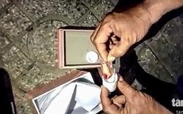 Bi kịch những gói quà đẫm máu gửi về từ sòng bạc Campuchia: Ngón tay út bị chặt lìa gửi về cho vợ (Kỳ 1)