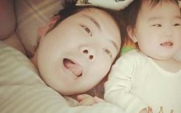 Con gái xinh đẹp của chàng béo từng bị chế ảnh nhiều nhất trên mạng xã hội