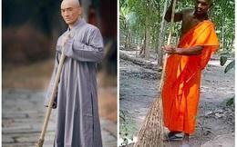 """Đệ nhất Thiếu Lâm khoe tuyệt kỹ """"tay sắt"""" trước đại chiến Buakaw"""