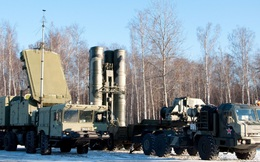 Hệ thống S-400 tác chiến trong nền nhiệt âm hàng chục độ