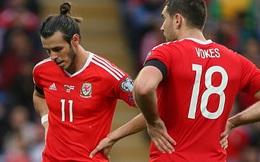 Xứ Wales rơi điểm trong ngày Bale lập công
