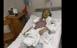 Hình ảnh mới nhất của đại gia xấu nhất thế giới Trần Sơn sau nhiều ngày chống chọi bệnh hiểm nghèo