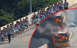"""Con số """"nhỏ nhưng khủng"""" trong vụ giải cứu 47 người khỏi xe buýt bốc cháy: Thật ấn tượng!"""