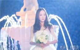 Không thể rời mắt trước vẻ đẹp của Trần Kiều Ân khi diện váy cưới